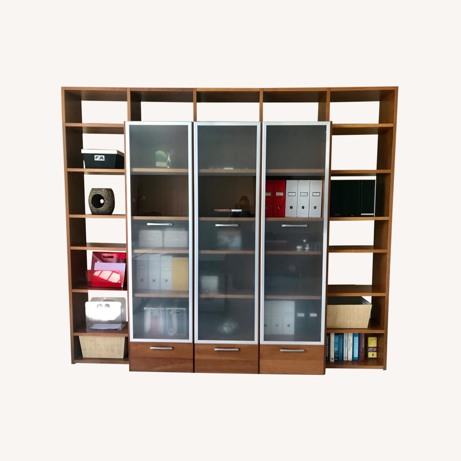 BoConcept Office Wall Unit - image-0