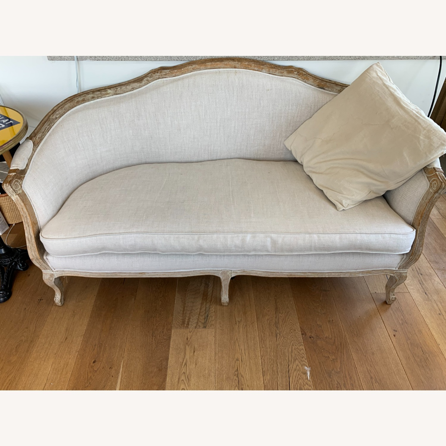 Restoration Hardware Vintage 2 Seater Sofa - image-0
