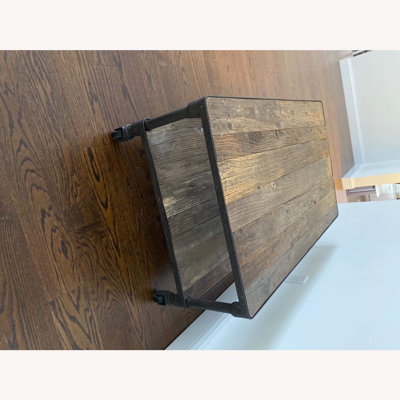 Restoration Hardware Dutch Industrial Coffee Table - image-3