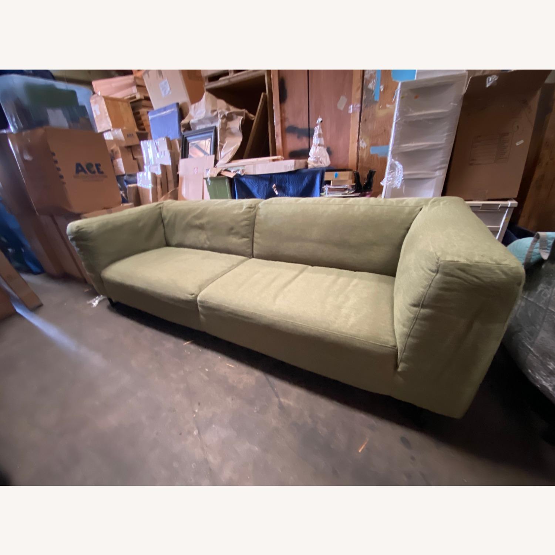 Design 5 Green Upholstered Sofa - image-2
