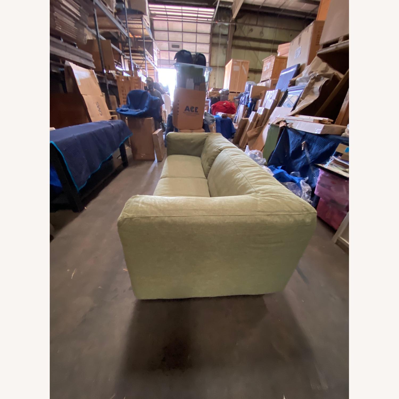 Design 5 Green Upholstered Sofa - image-3