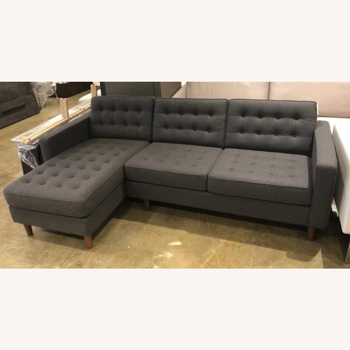 Used EQ3 Reviere 2 Piece Sectional for sale on AptDeco