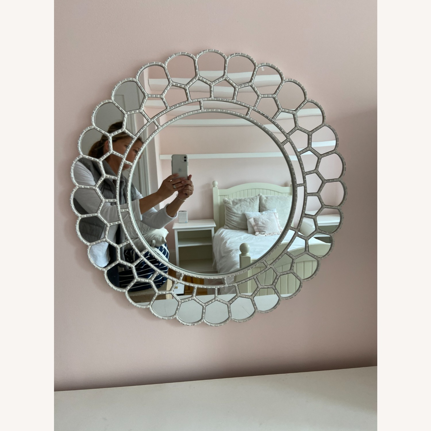 Pottery Barn Kids Blossom Mirror - image-2