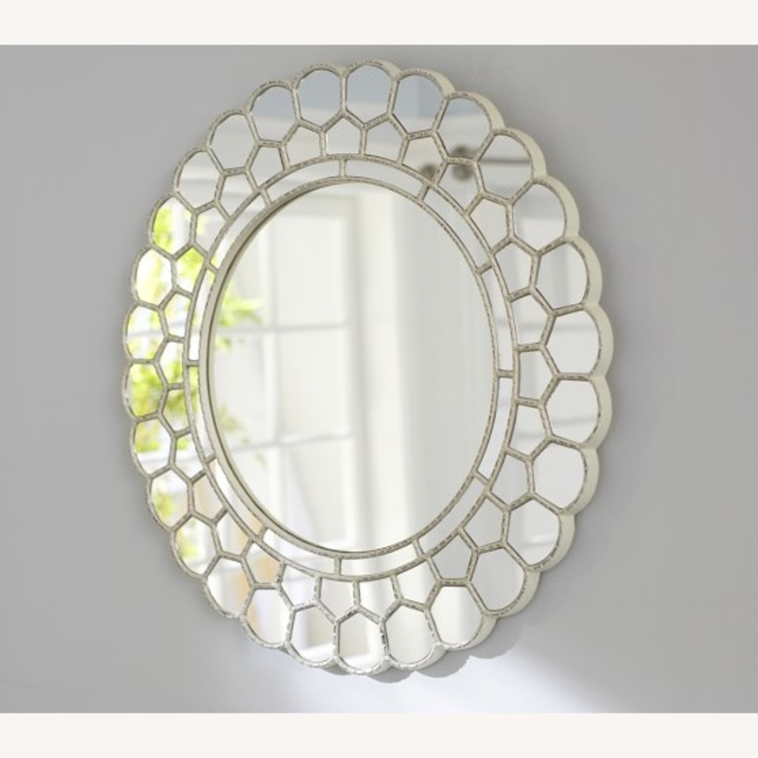 Pottery Barn Kids Blossom Mirror - image-1