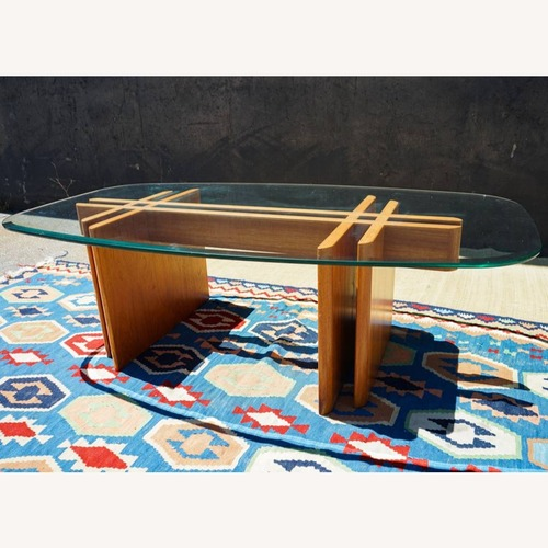 Used Vintage Danish Bendixen Coffee Table for sale on AptDeco