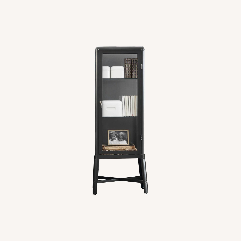 IKEA Fabrikr Glass Door Cabinet - image-0