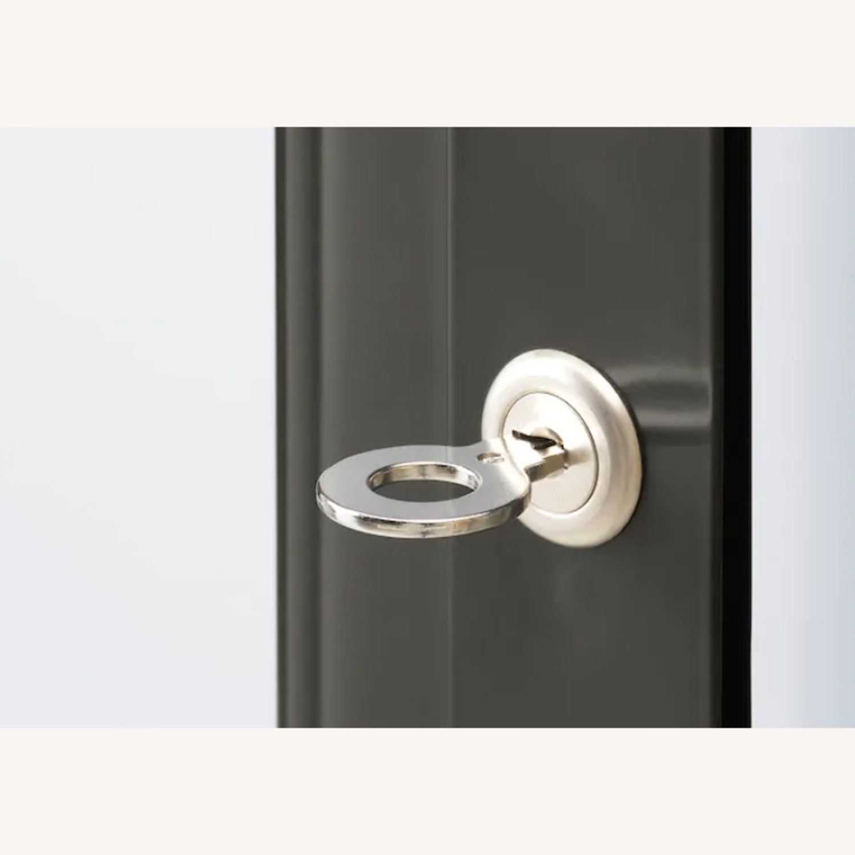 IKEA Fabrikr Glass Door Cabinet - image-3