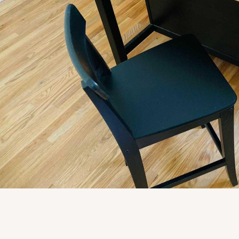 IKEA Barstool with Backrest - image-4