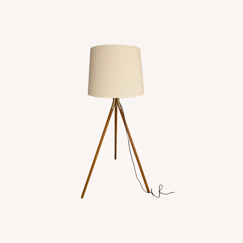 CB2 Tres Floor Lamp - image-0