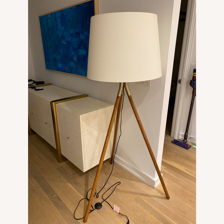 CB2 Tres Floor Lamp - image-2