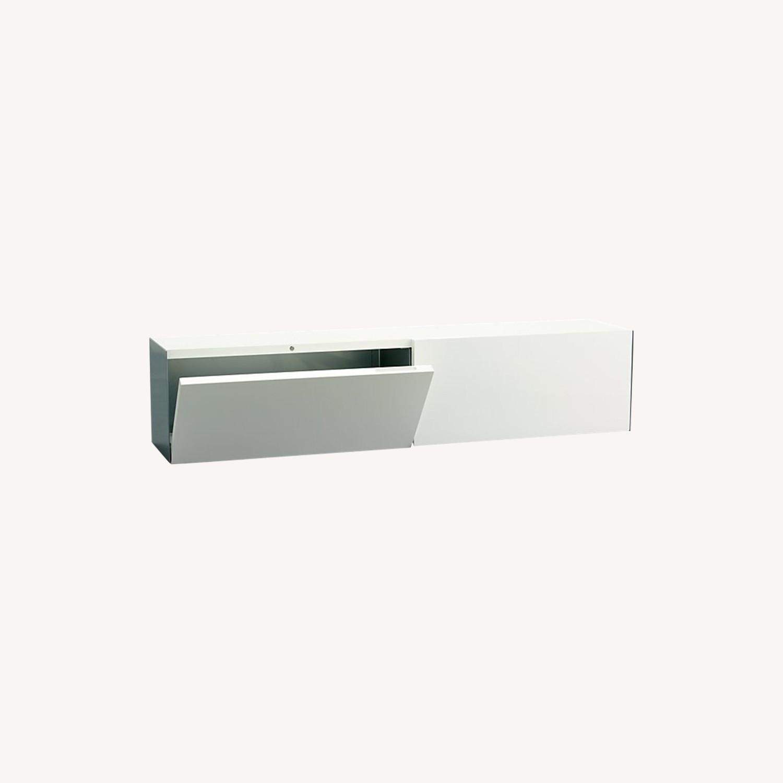 CB2 HideN'Seek Storage Shelf - image-0