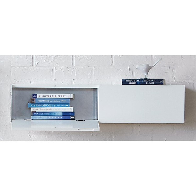 CB2 HideN'Seek Storage Shelf - image-1