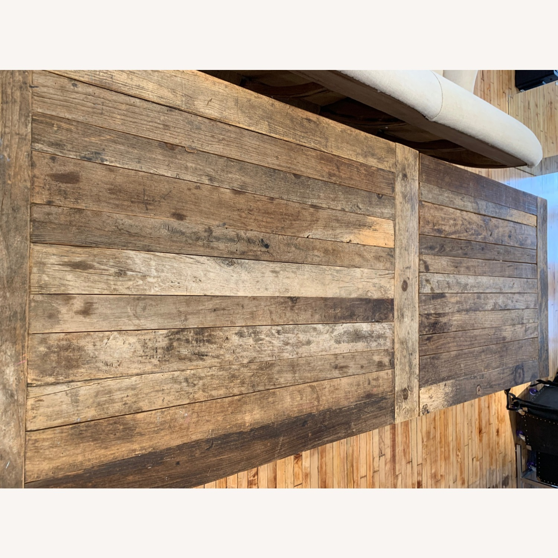 Restoration Hardware Flatiron Long Table - image-4