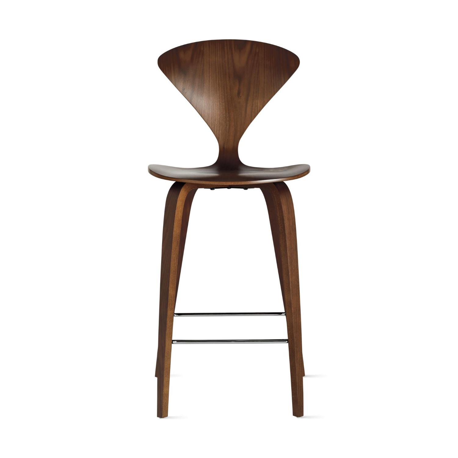 Design Within Reach Set of 4 Cherner Counter Stools - image-1