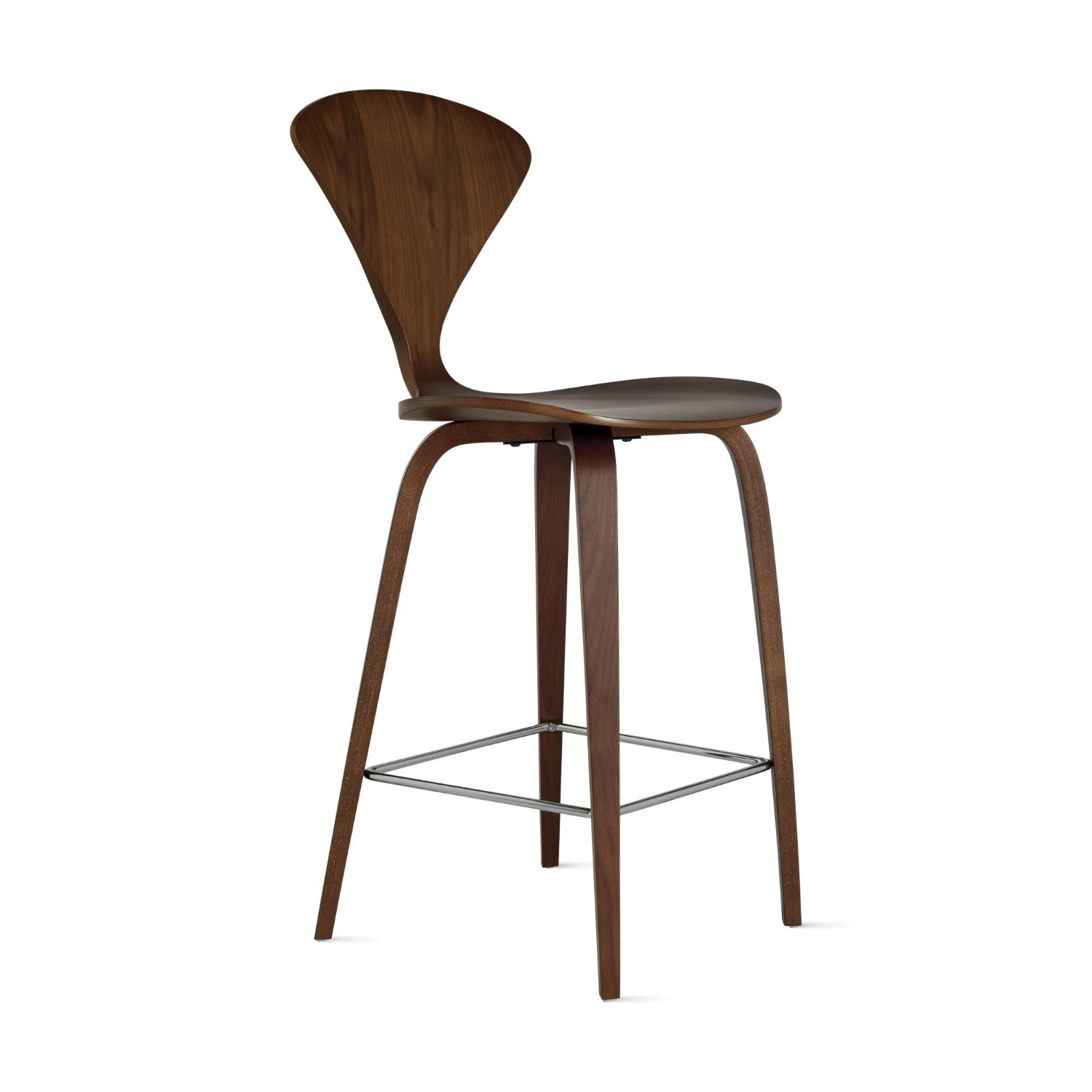 Design Within Reach Set of 4 Cherner Counter Stools - image-2