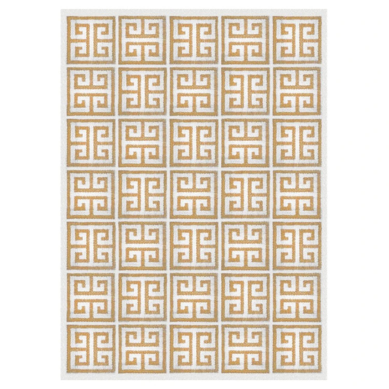 Jonathan Adler Border Flat Weave Rug - image-3