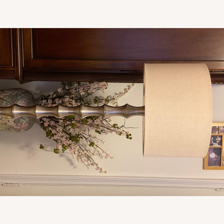 Home Goods Modern Metal Floor Lamp - image-2