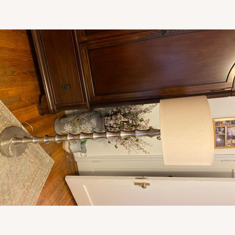 Home Goods Modern Metal Floor Lamp - image-3
