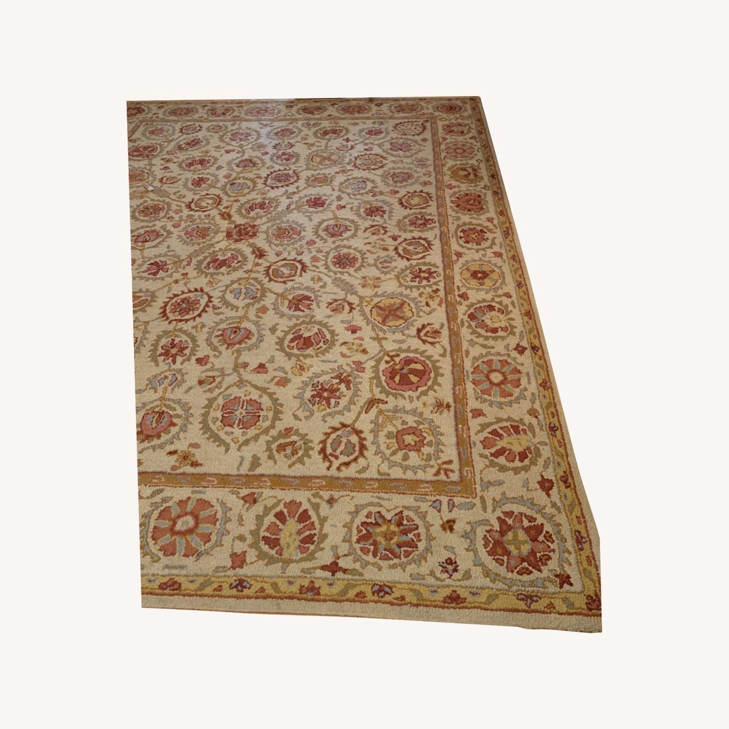 Pottery Barn Wool Rug - image-0