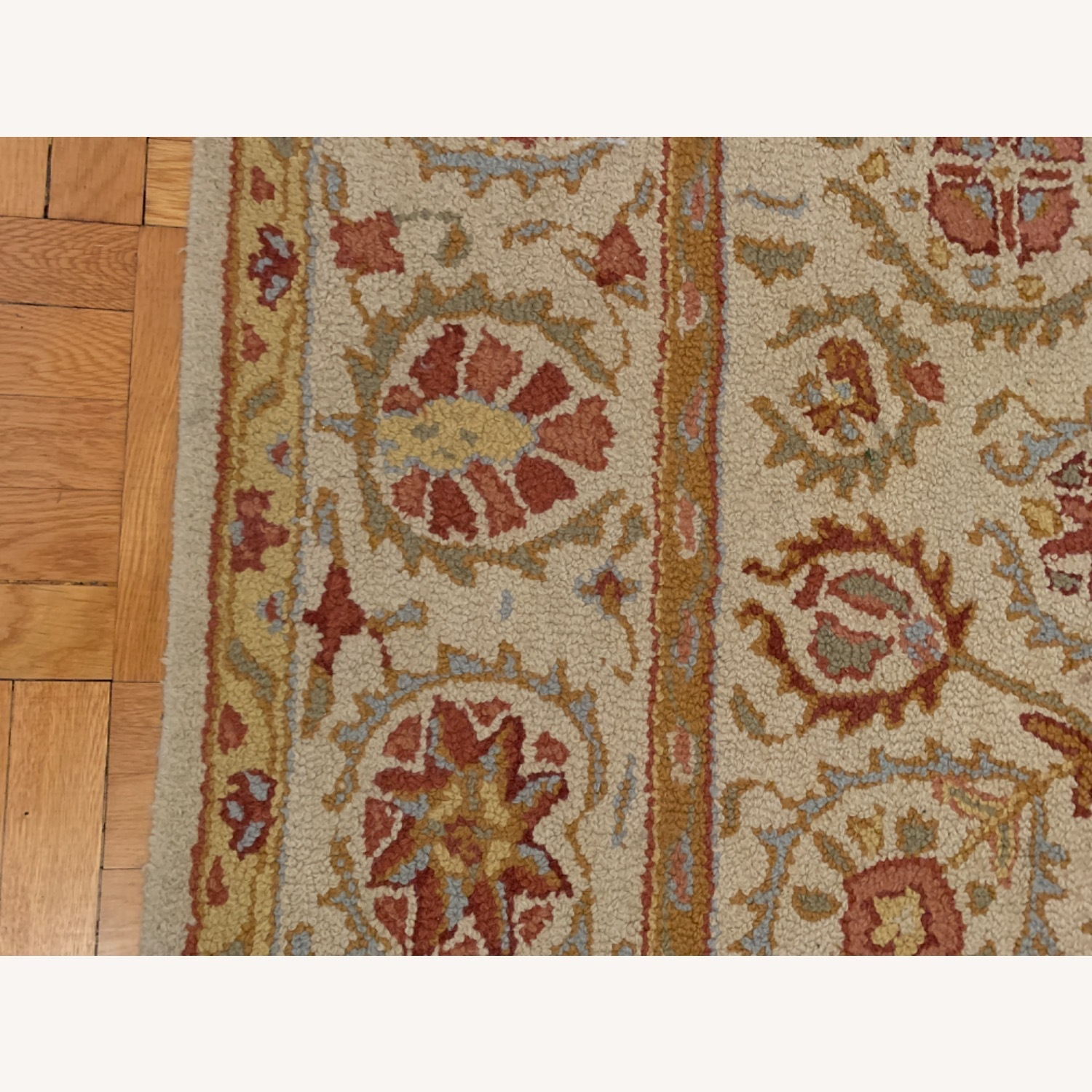 Pottery Barn Wool Rug - image-3