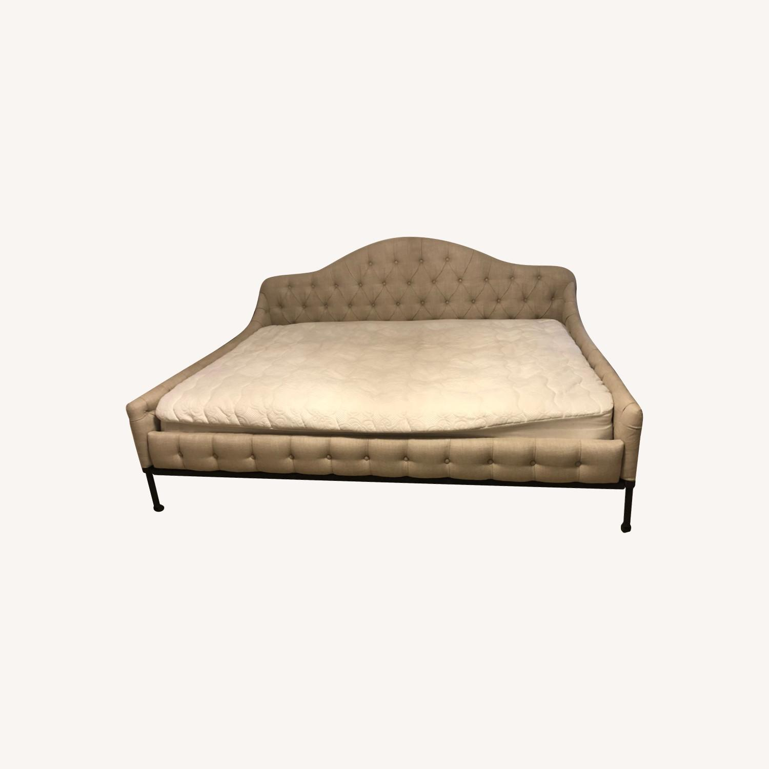 Restoration Hardware Queen Daybed - image-0