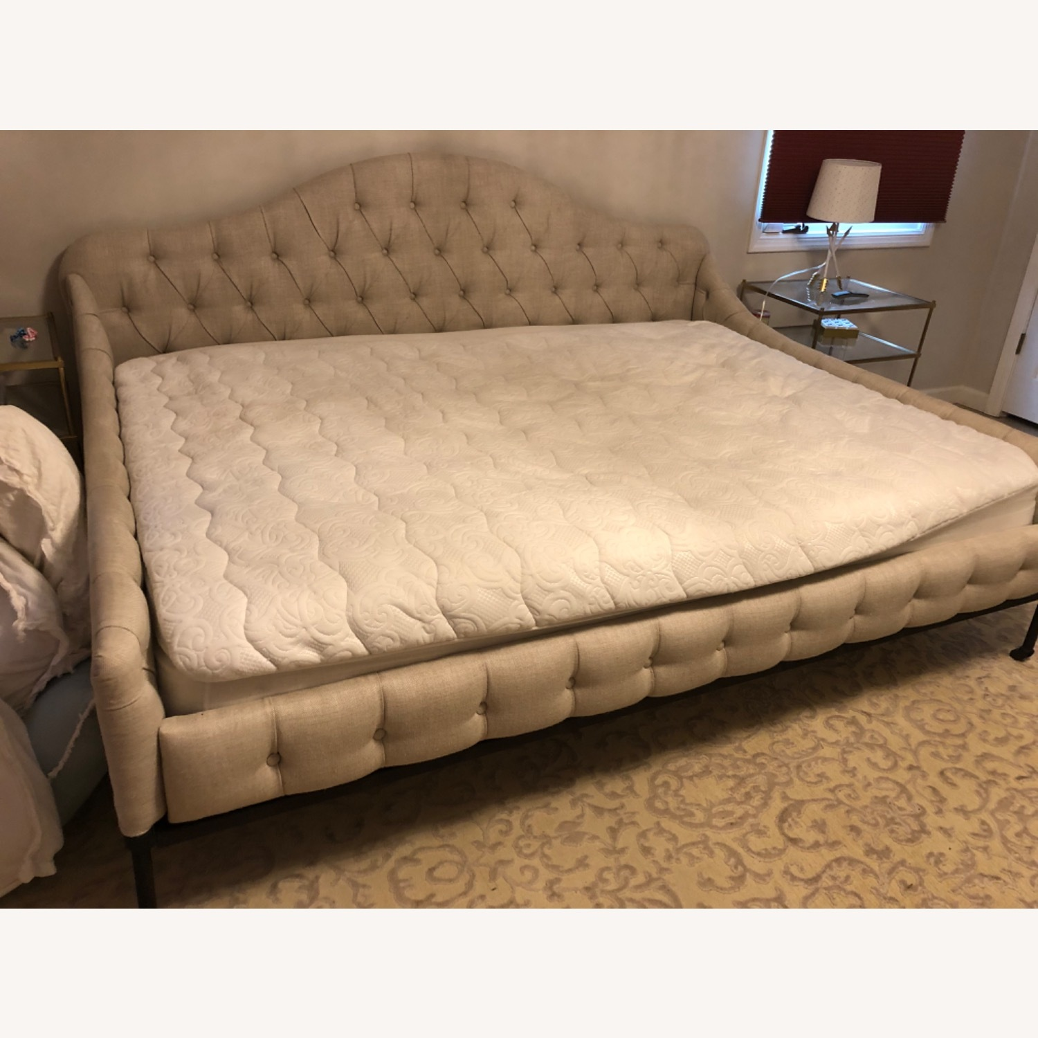 Restoration Hardware Queen Daybed - image-2