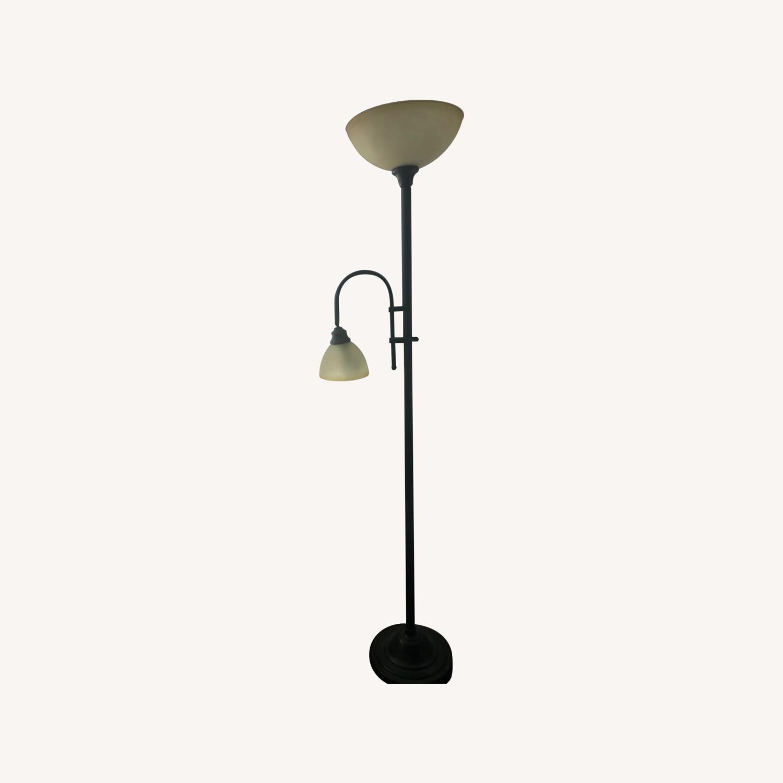 Raymour & Flanigan Floor Lamp - image-0
