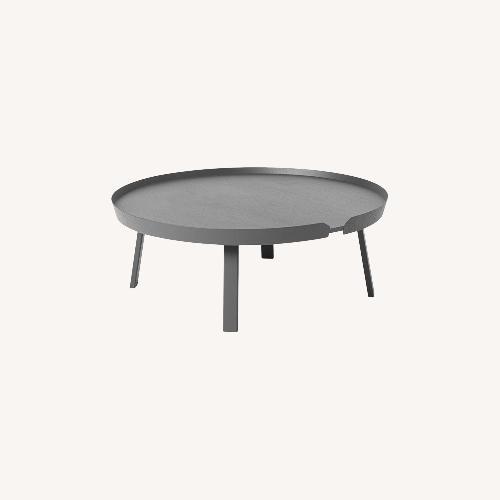 Used MUUTO Around Coffee Table for sale on AptDeco