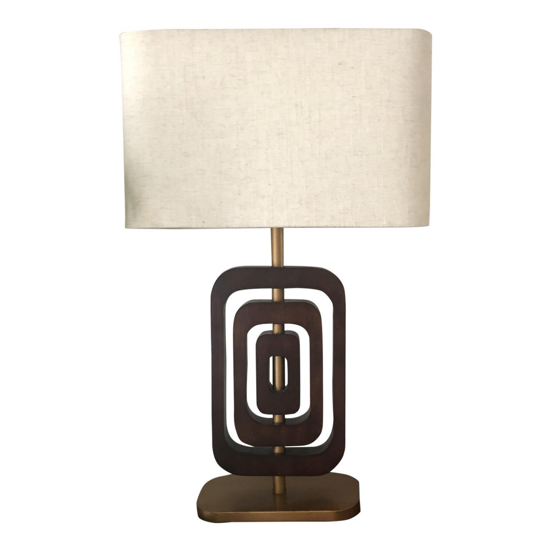 Pivotal Mid Century Design Table Lamp - image-1