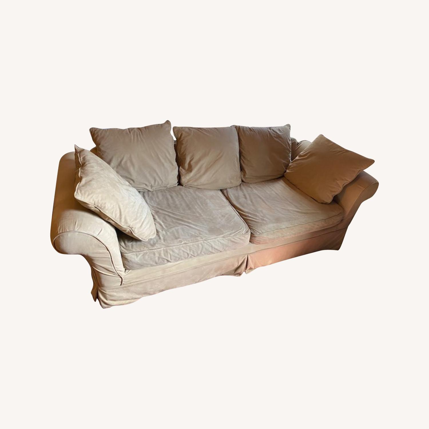 Pottery Barn Grand Sofa - image-0