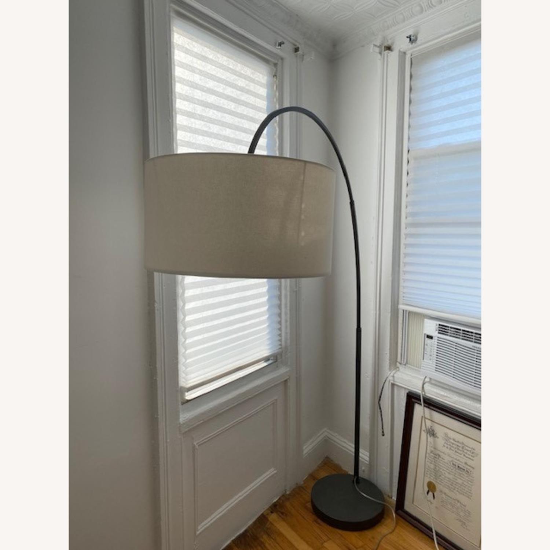 West Elm Arching Floor Lamp - image-2