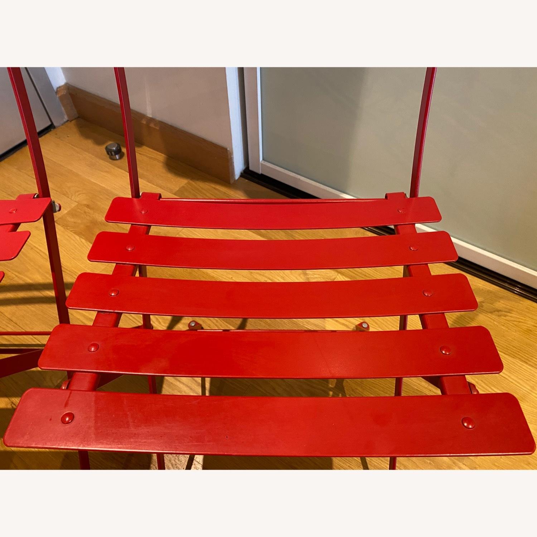 Fermob Metal Bistro Chair Set of 2 - image-2