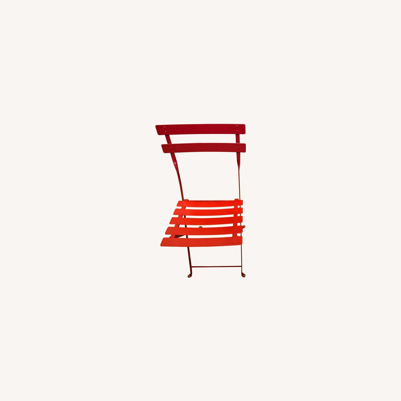 Fermob Metal Bistro Chair Set of 2 - image-0