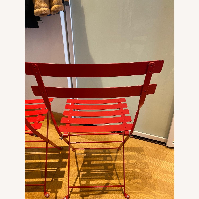 Fermob Metal Bistro Chair Set of 2 - image-5
