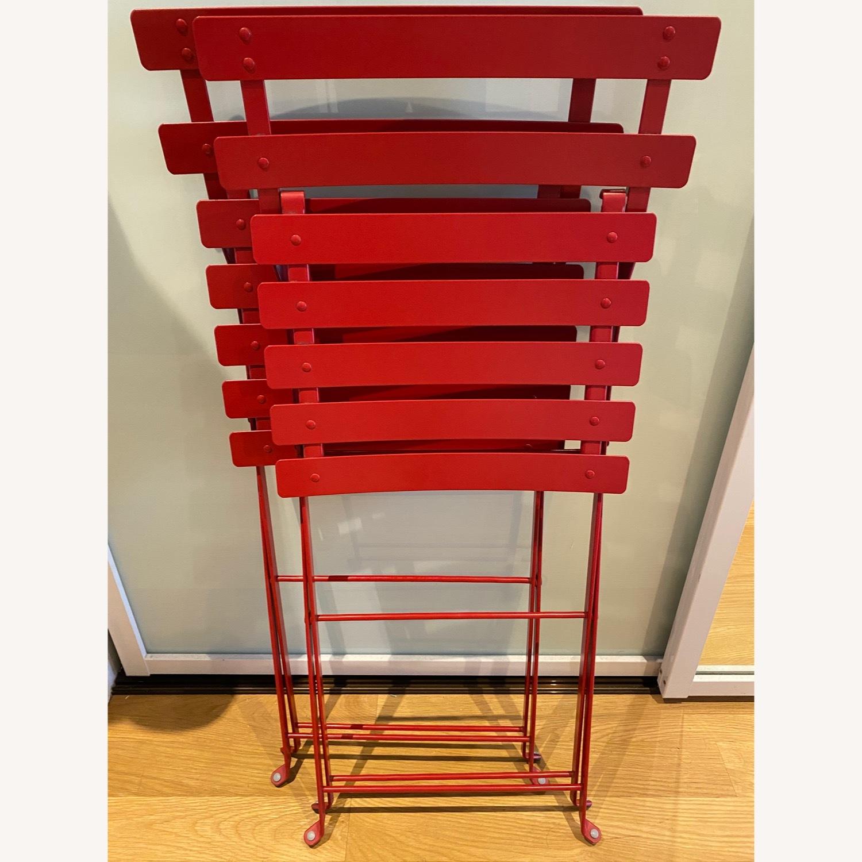 Fermob Metal Bistro Chair Set of 2 - image-3