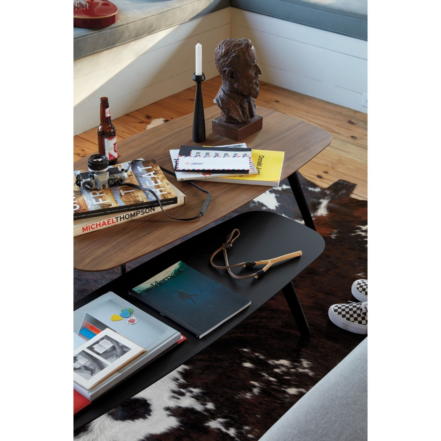Design Within Reach Solapa Slim Coffee Table - image-3