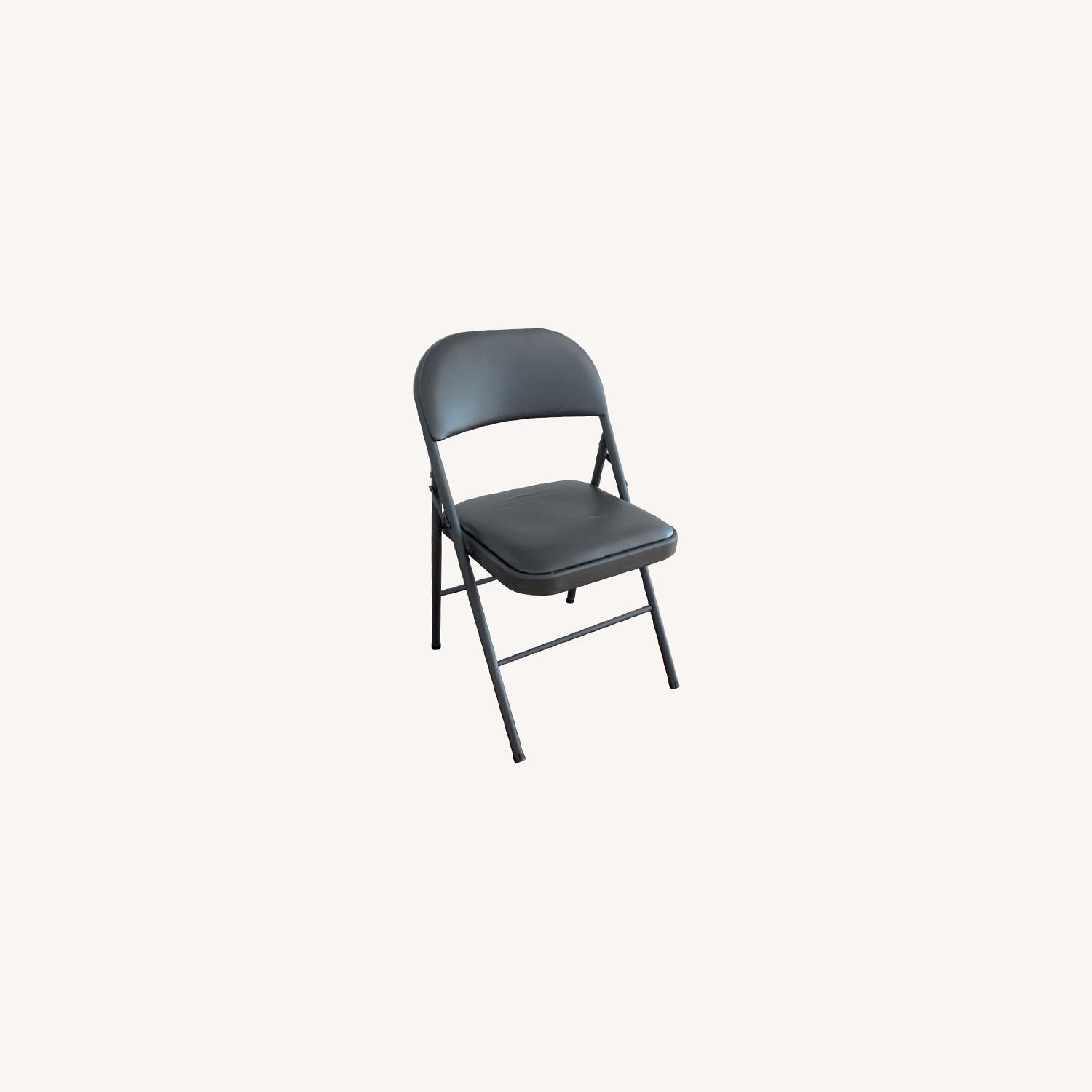 Target Folding Conference Chairs - image-0