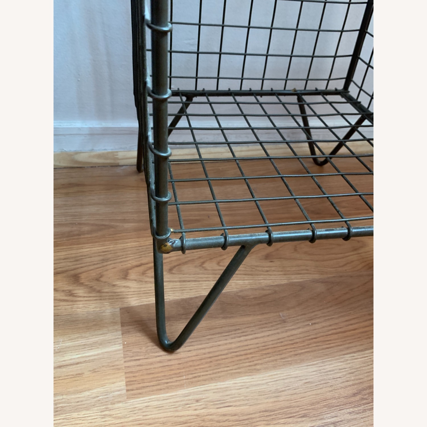 CB2 Coop Wire Tower Shelves (Set of 2) - image-5