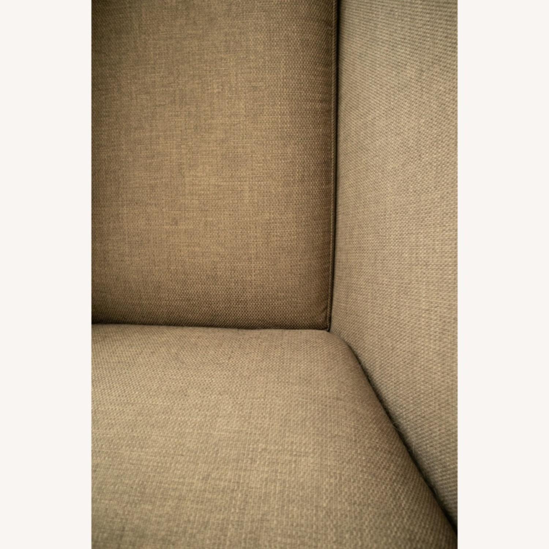 CB2 Julius Twin Sleeper Loveseat Sofa - image-6