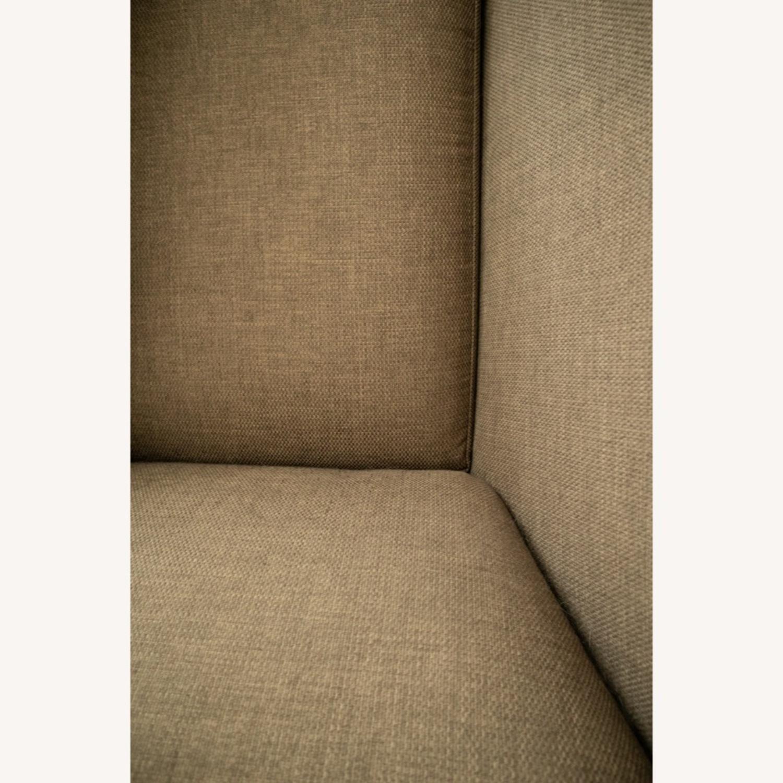 CB2 Julius Twin Sleeper Loveseat Sofa - image-3