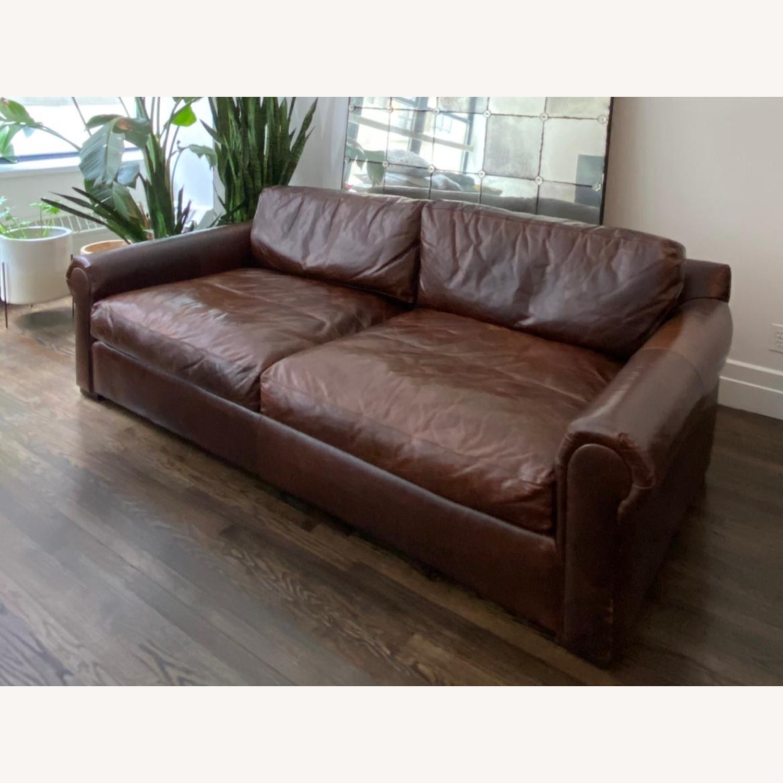 Restoration Hardware Lancaster Sofa - image-1