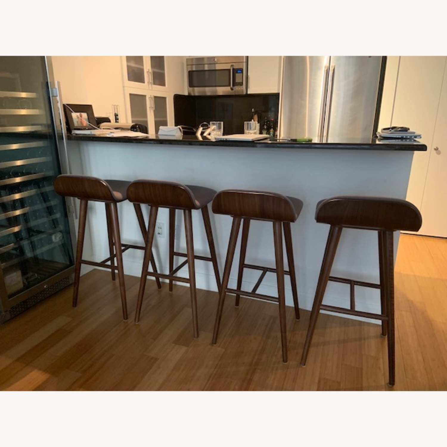 Article Counter Stool Set of 4 - image-1