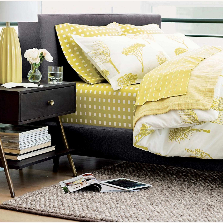 Crate & Barrel Tate King Bed - image-3