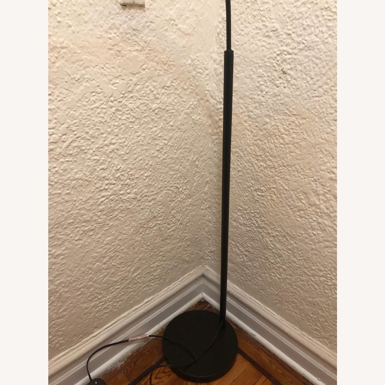Modern Black Arch Floor Lamp - image-2
