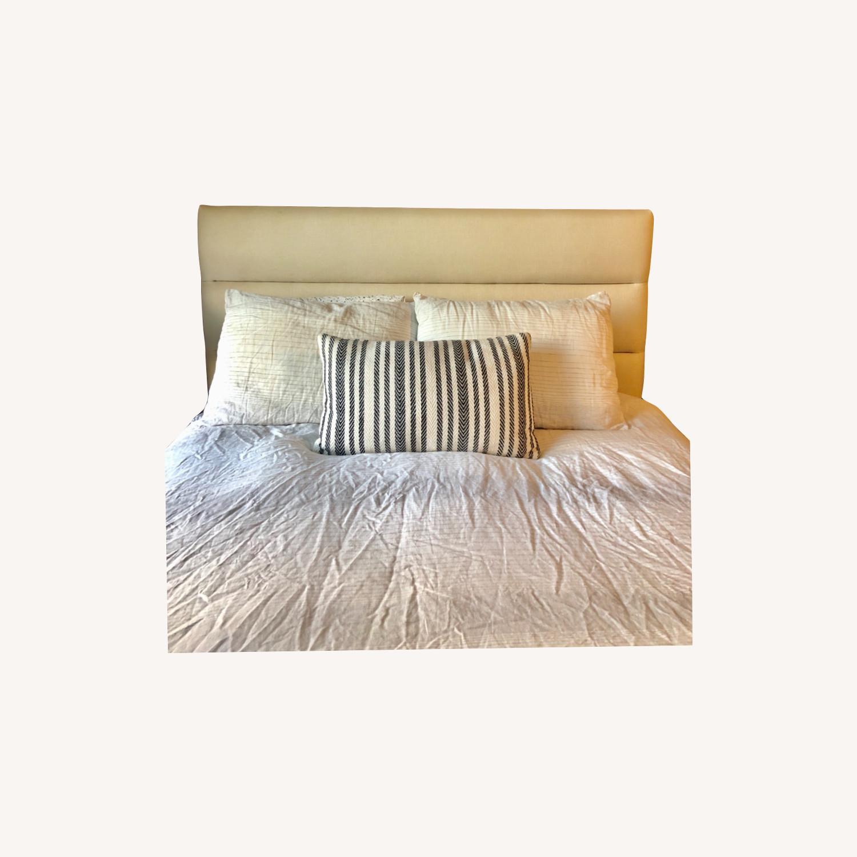 Queen Bed Headboard - image-0
