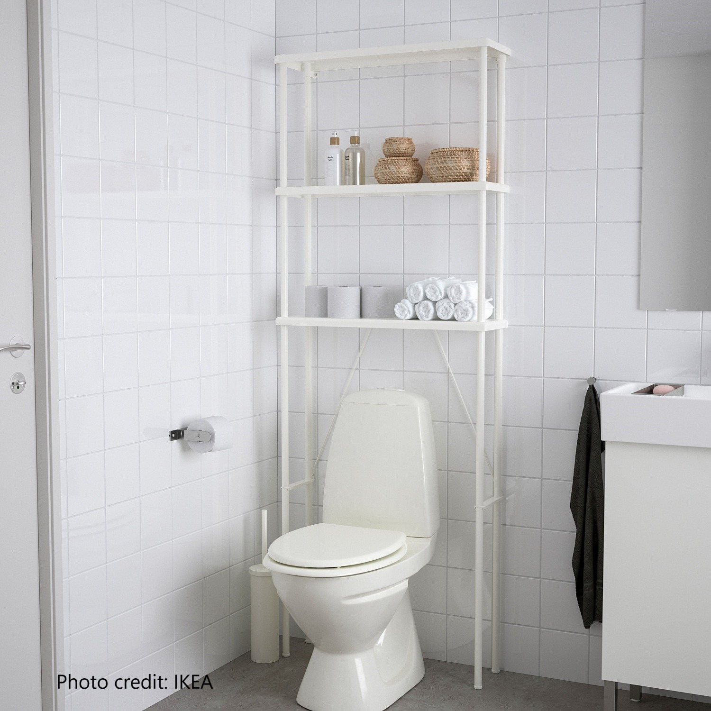 IKEA Open Storage Bathroom Shelf - image-2