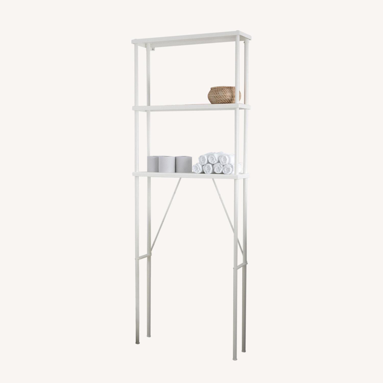 IKEA Open Storage Bathroom Shelf - image-0