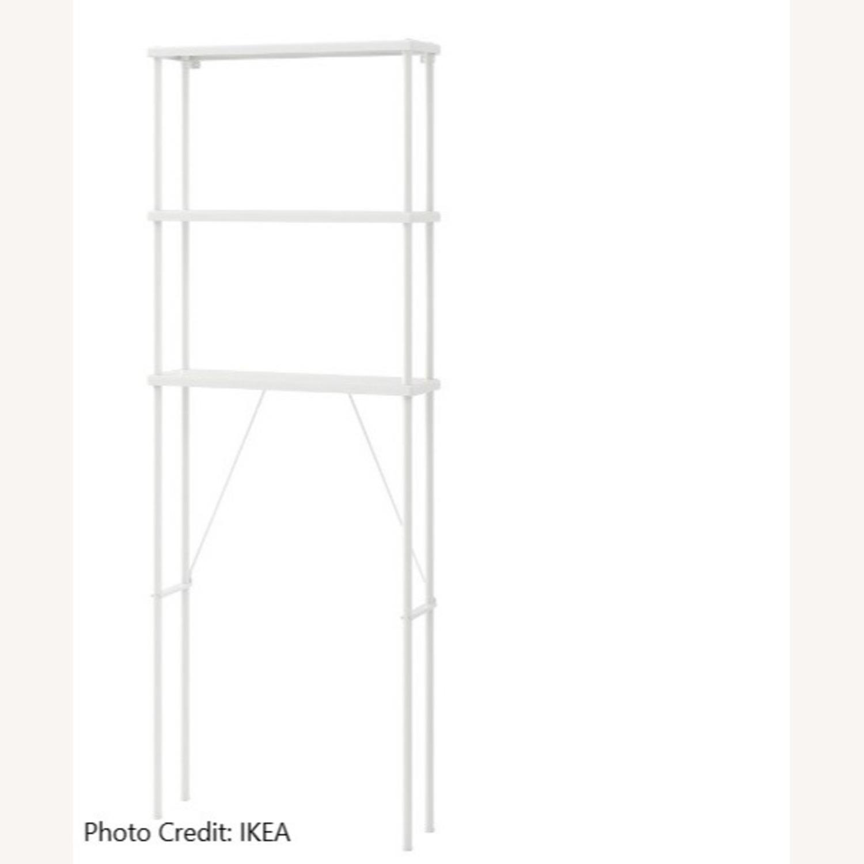 IKEA Open Storage Bathroom Shelf - image-1