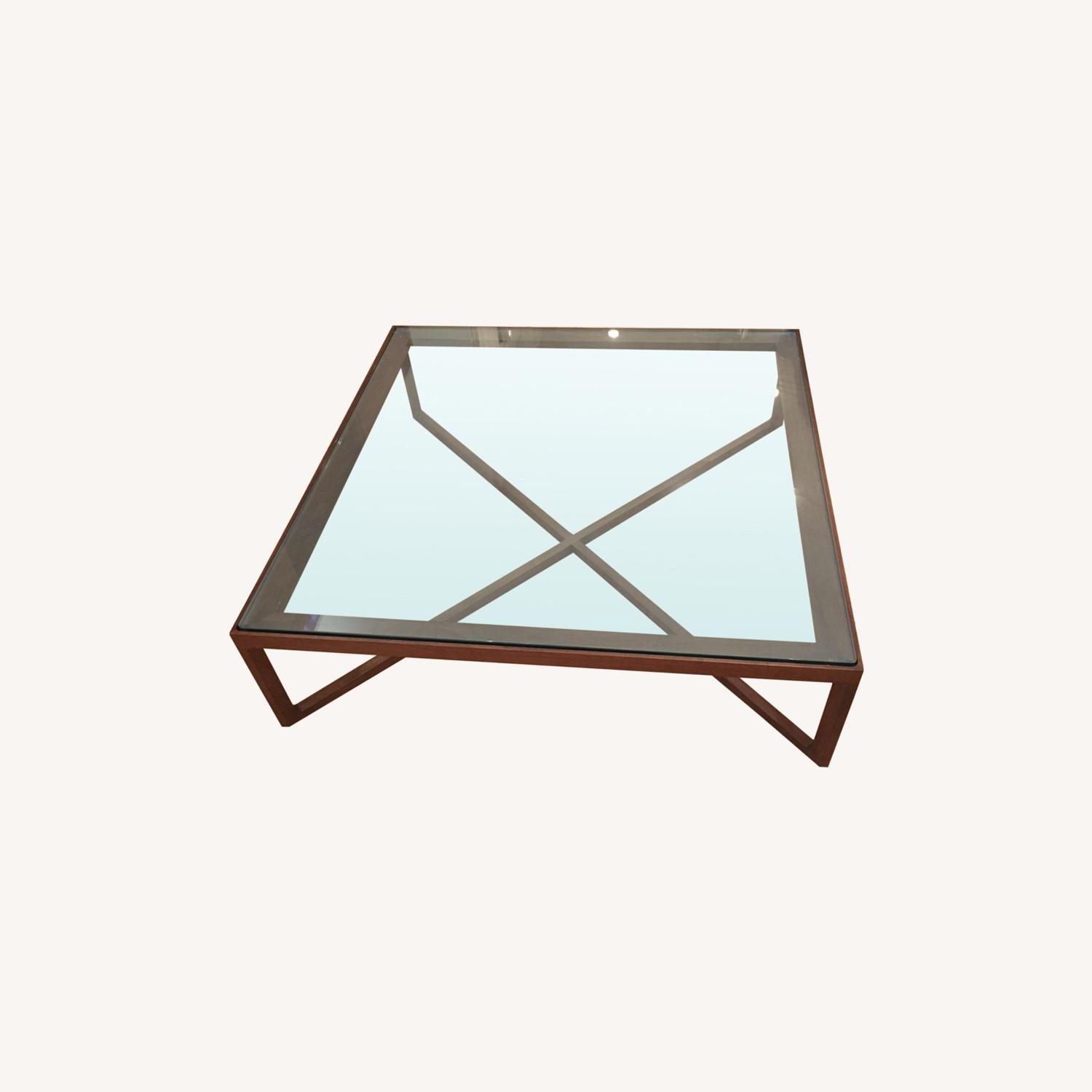 Design Within Reach Designer 4 KNOLL Coffee Table - image-0