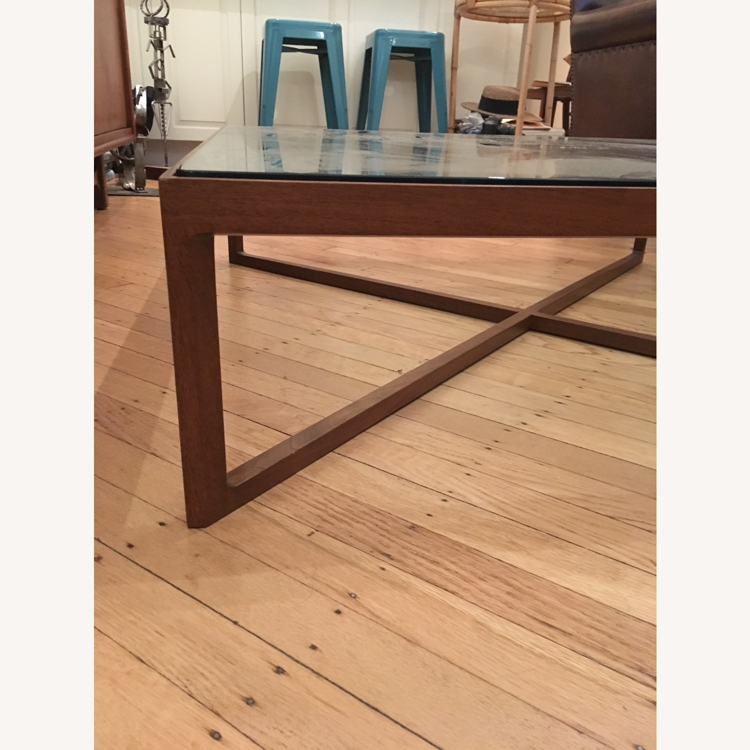 Design Within Reach Designer 4 KNOLL Coffee Table - image-7